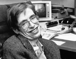Stephen Hawking Bullies Religion