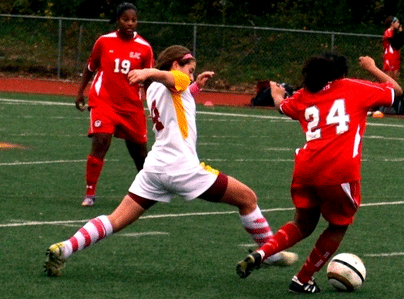 WCAC Cuts Soccer Schedule in Half