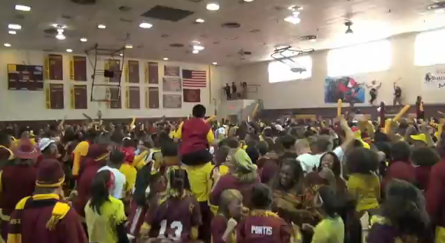 Pep Rally 2011 (video)