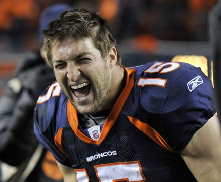 The Tebow Effect