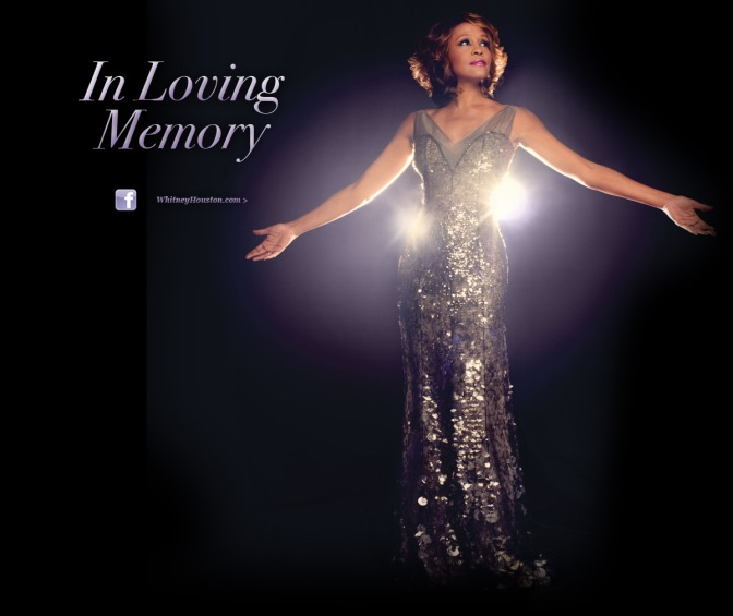 A Legend Lost – Whitney Houston